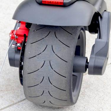 "Ultra wide 4"" Wide Wheel tyres"