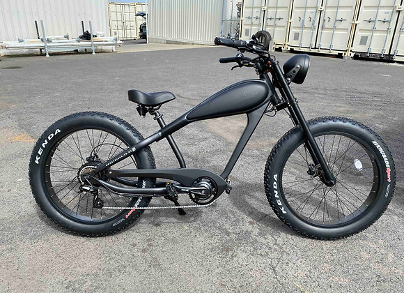 Latest Scout 350. Stealth Black on Black.