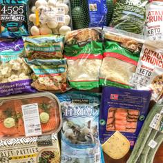 Costco and Wholefoods mini haul