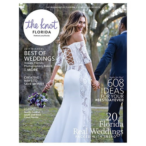 The Knot Featured Spring 2019