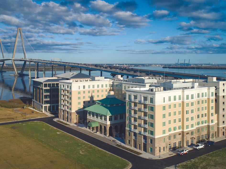 Charleston Harbor Embassy Suites