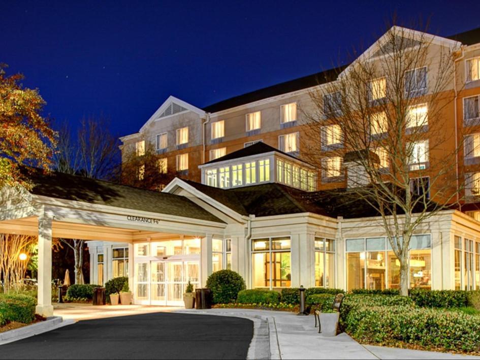 Hilton Garden Inn Prototype
