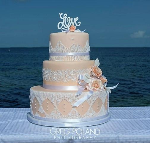 Vinatage Cake on ocean background.jpeg