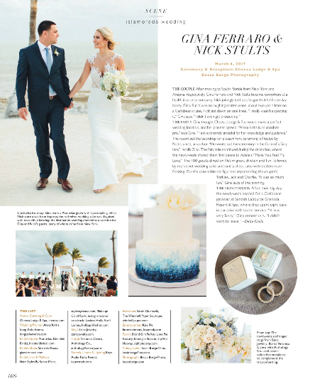 The Knot Featured Summer 2018