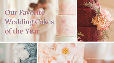 BEST CAKES OF THE YEAR 2019