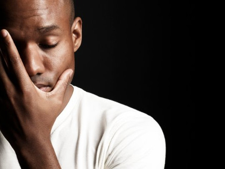 WHY BLACK MEN NEED TO SPEAK OUT ABOUT DEPRESSION