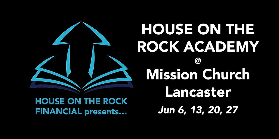 HOTRA @ Mission Church Lancaster!