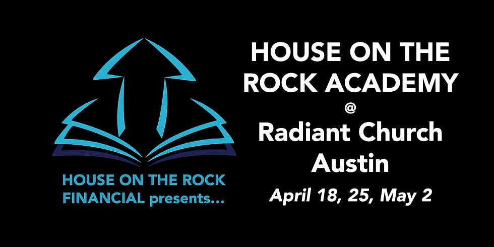 HOTRA @ Radiant Austin: Spring 2021