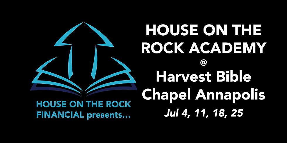 HOTRA @ Harvest Bible Chapel Annapolis! Summer 2021