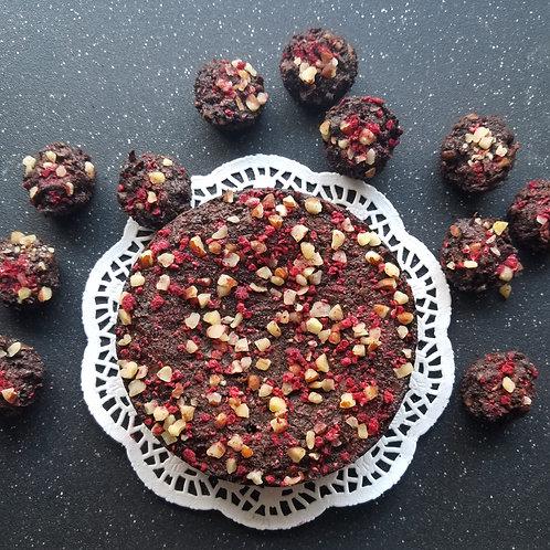 Gluten Free and Vegan Coco-Nut Brownie