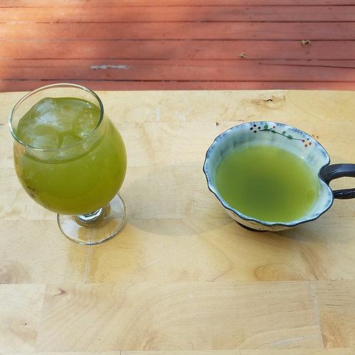 Genmaicha Powdered Tea