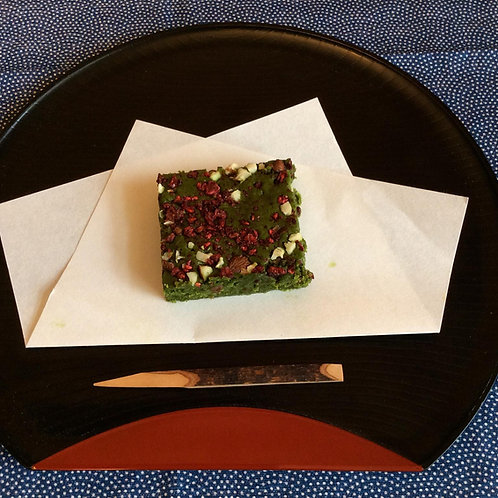 Matcha Brownies (6 pcs.)