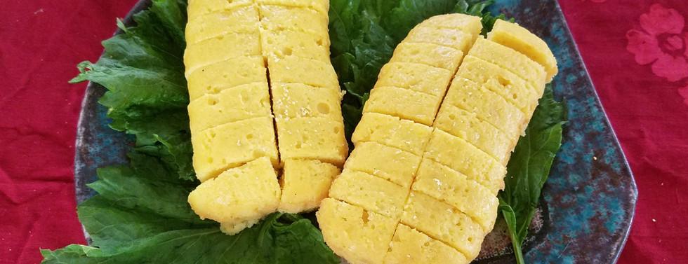 Sake Cake Loaves