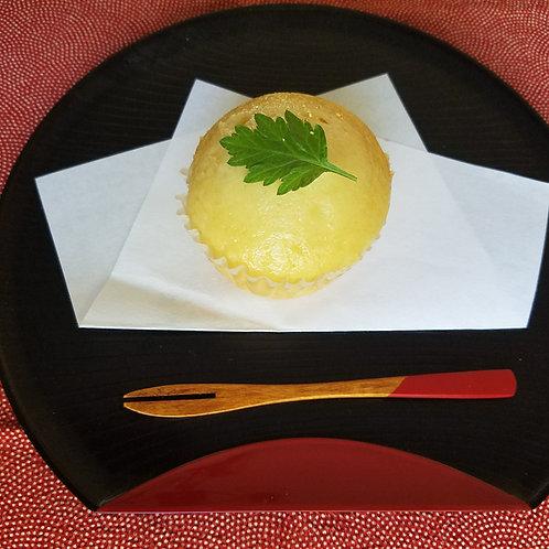 Sake (Japanese rice wine) Cup Cake (5 pcs.)