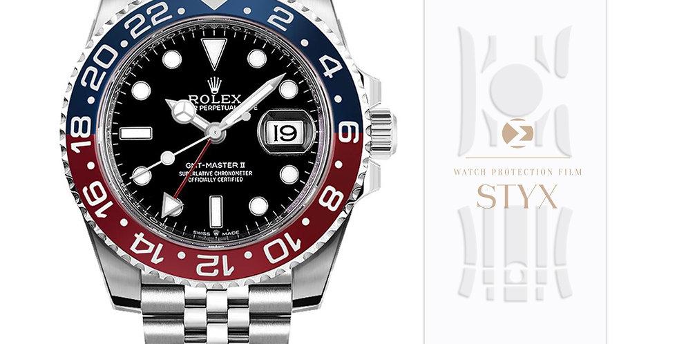 STYX for GMT Master II Ref. 126710 (Jubilee)