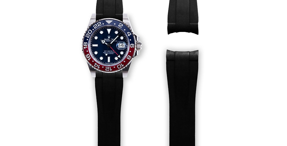 STYX Rubber Strap for Rolex GMT Master II