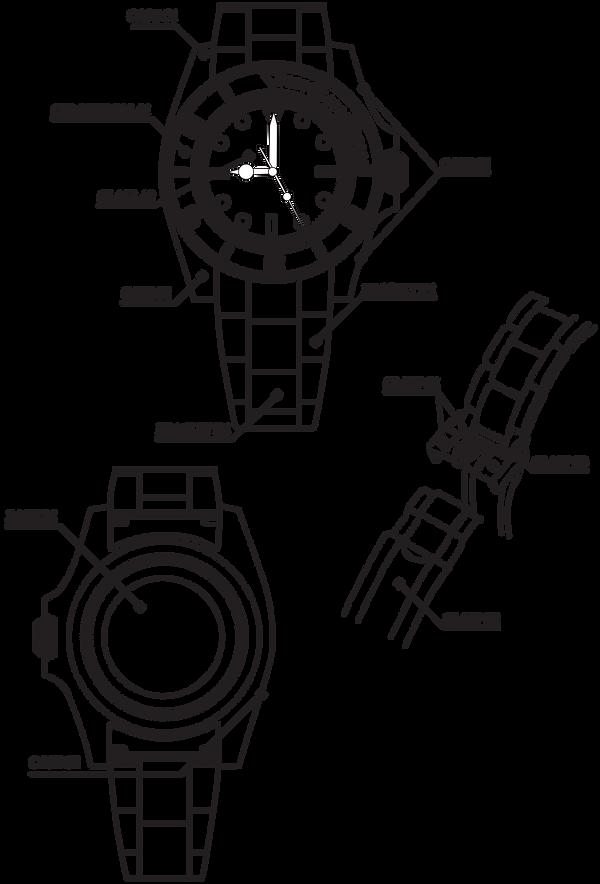 installation_giude_instruction_watch_Sea