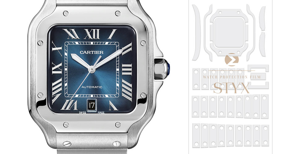 STYX for Santos De Cartier L