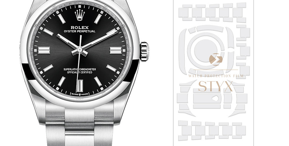 STYX for Rolex Oyster Perpetual 36