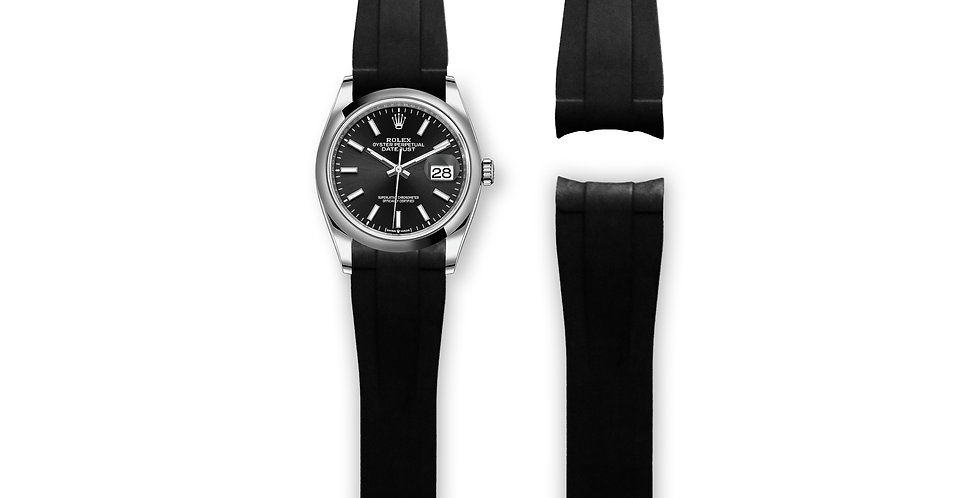 STRAP by STYX Rubber Strap for Datejust 36