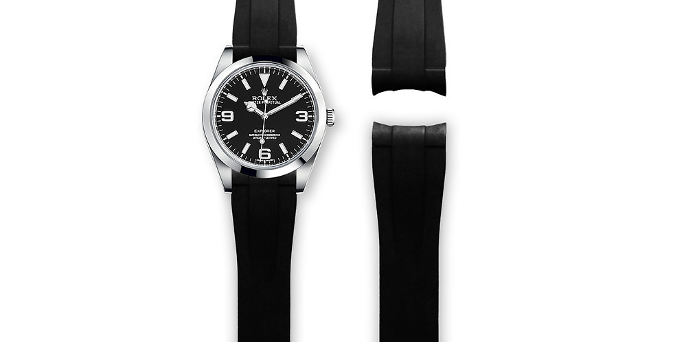 STRAP by STYX Rubber Strap for Explorer (39mm)