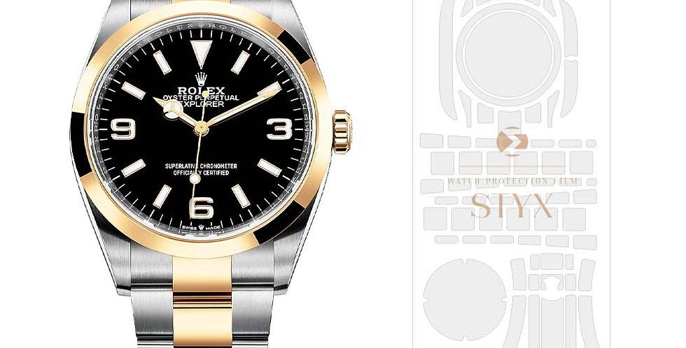 STYX for Rolex Explorer 36mm