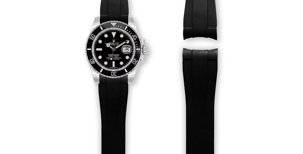 STRAP by STYX Rubber Strap for Submariner 40mm