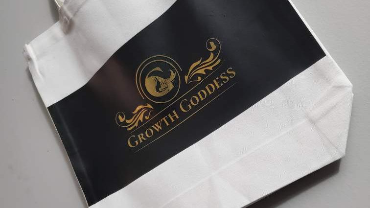 Growth Goddes / Healing Oil Tote Bag