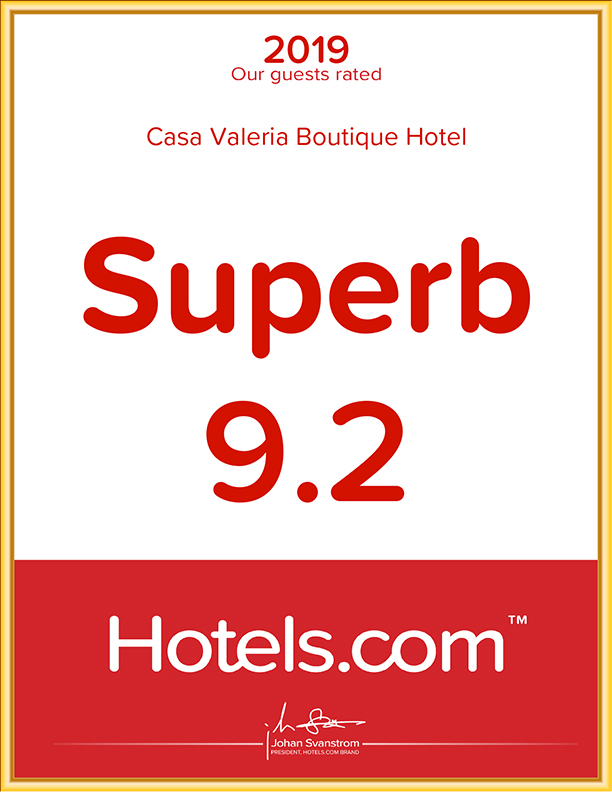 Hotels.com 9.2