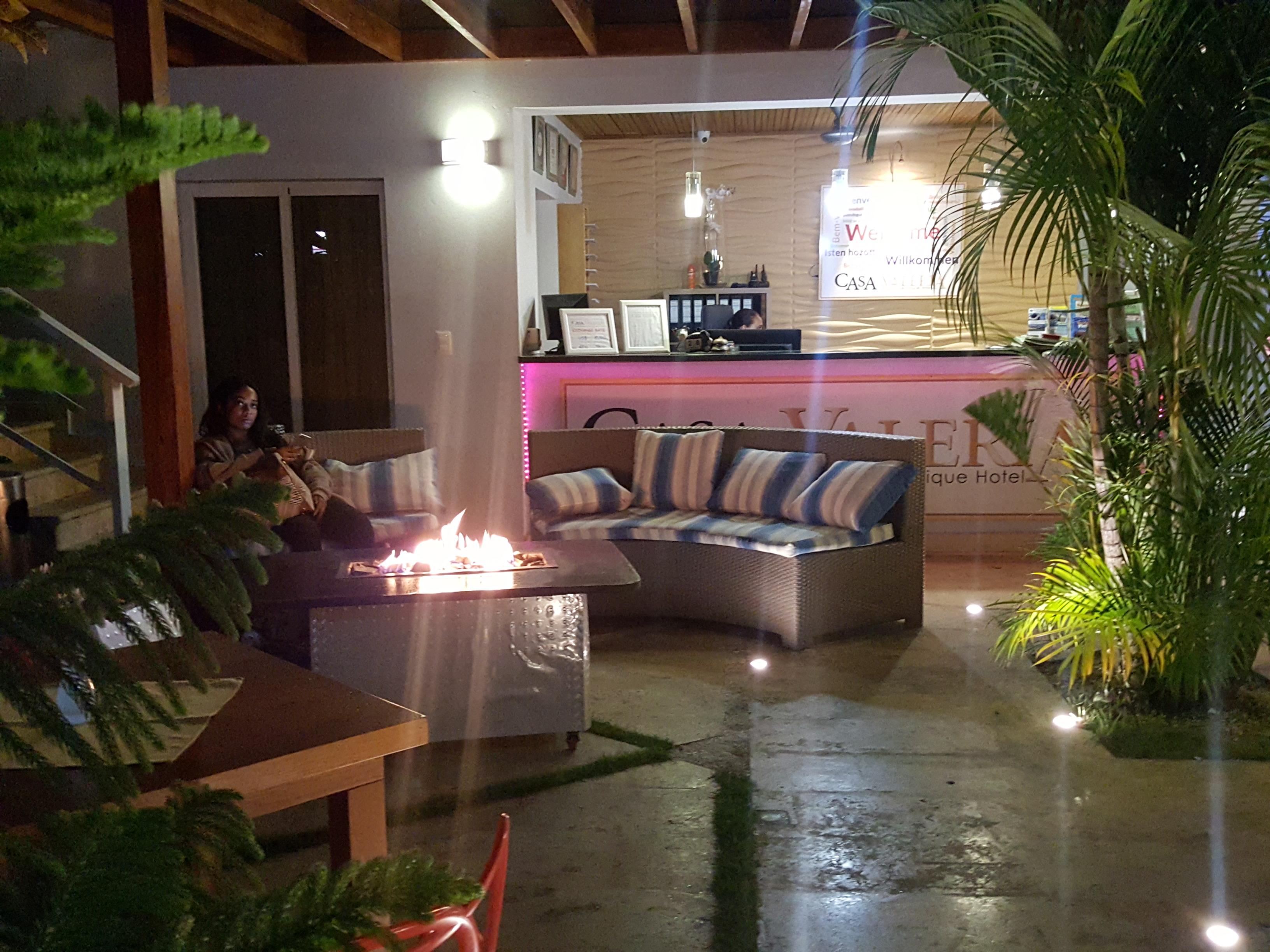 Terrace entrada