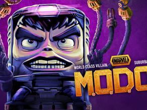 Cosa aspettarsi da Marvel's M.O.D.O.K.