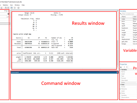 Change Your Stata Interface - For Both Windows and Mac