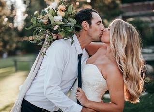 Cynthia and Ian's Perfect Lake Wenatchee Wedding!