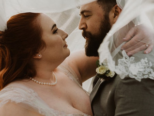 Libby and Nick's Fairy Tale Wedding!