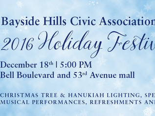 2016 Holiday Festival