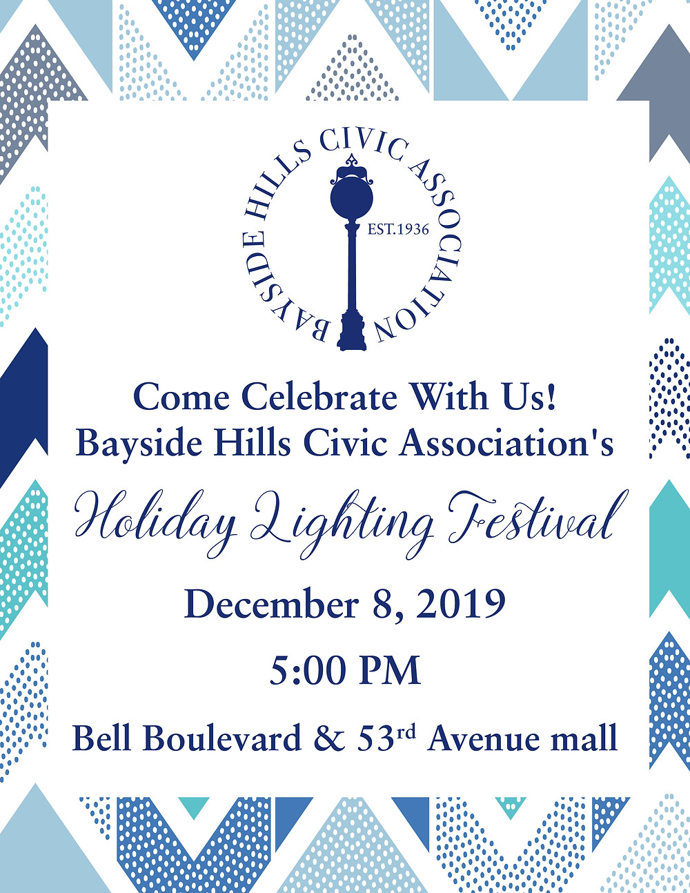 Holiday Lighting Festival