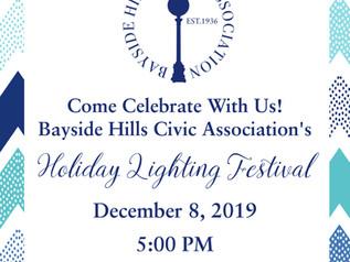Holiday Lighting Festival 2019