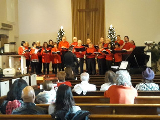 """Colonial Church of Bayside """"A Christmas to Remember"""""""