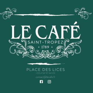 LE CAFE ST TROPEZ