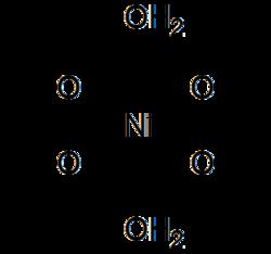 Acétylacétonate de Nickel