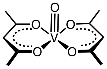 Acétylacétonate de Vanadyle