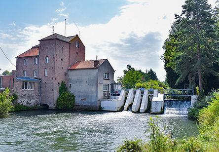 Moulin barrage