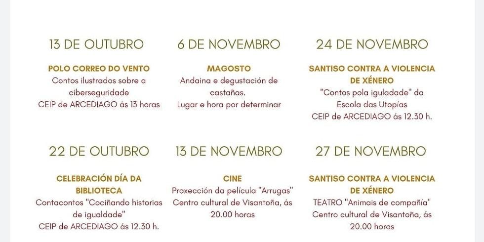 Outono Cultural - Santiso 2021
