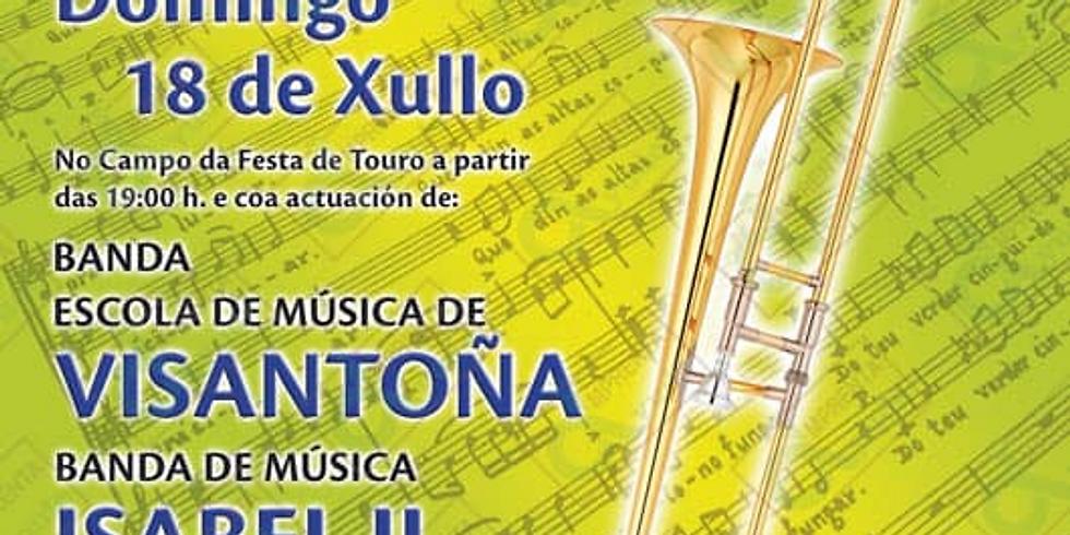 XVIII Festival de Bandas - Concello de Touro