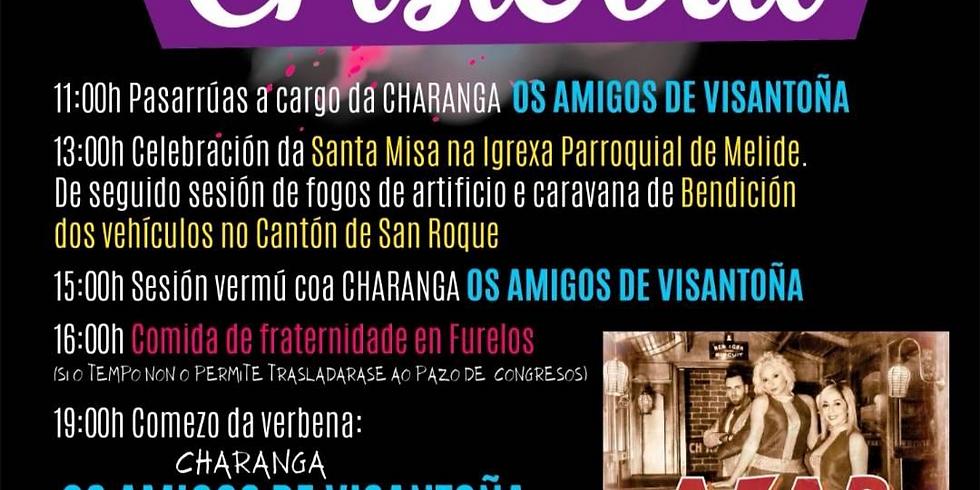 Festa do San Cristóbal - Concello de Melide