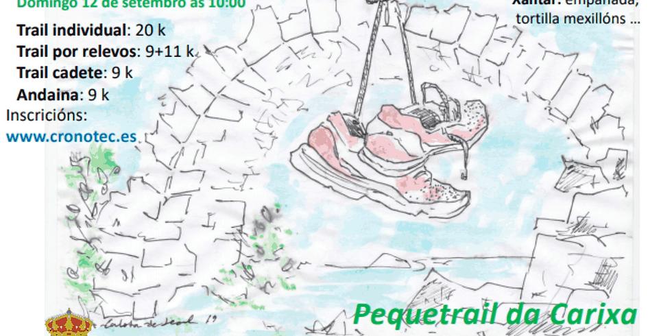 Pequetrail da Carixa - GTR Galaico Trail Rum_Concello de Vila de Cruces