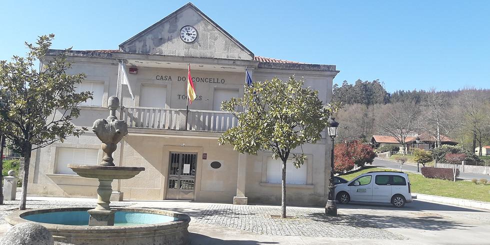 Peregrinaxe a Santiago - Concello de Toques