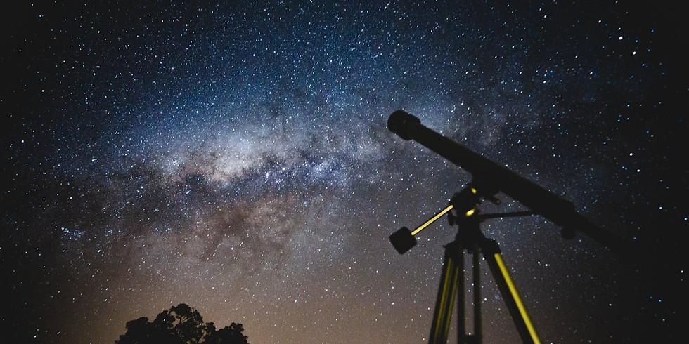 """Xornada de observación astronómica: """"Camiños de Estrelas"""" - Arzúa"""