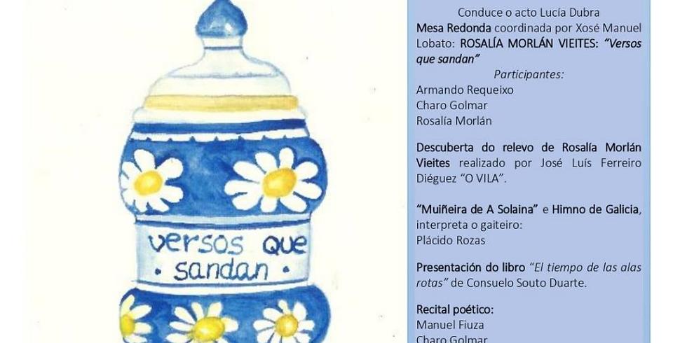 Forxa Literaria 2021  _ Fundación Paco Lareo - A Solaina de Piloño