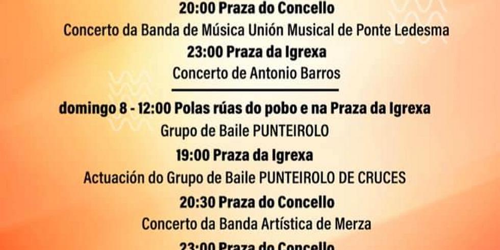 Verán Cultural Vila de Cruces - Agosto 2021